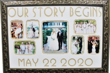 Wedding Giveaway from Matted Memories