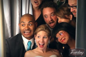 Wedding Deal from The Traveling Photo Booth DFW