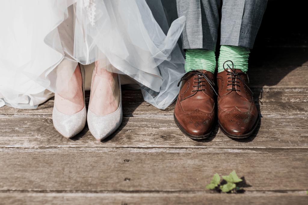 Save money on wedding day.