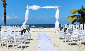 Beach Wedding Location