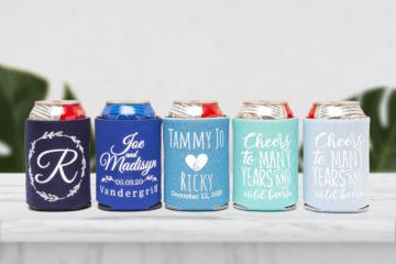 Wedding Sweepstakes and Contests - FREE Wedding Koozees (Can & Bottle) Giveaway