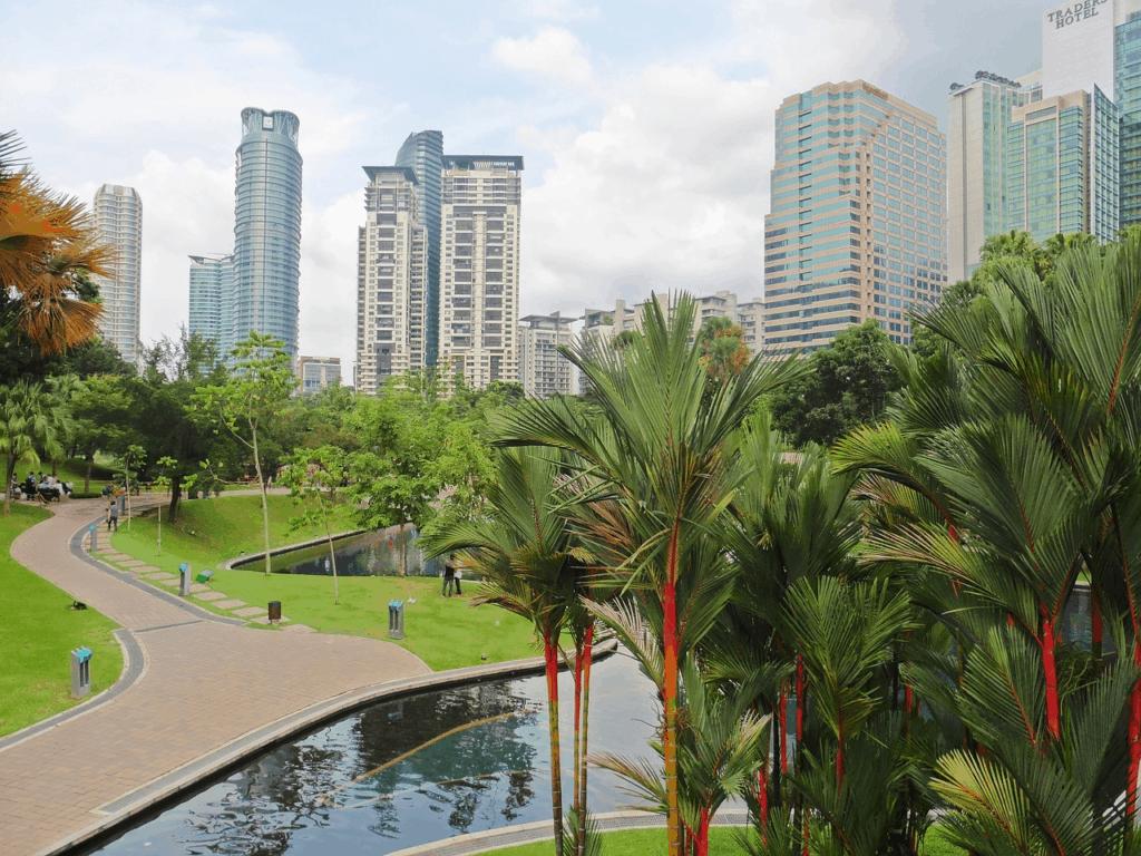 Kuala Lumpur Honeymoon