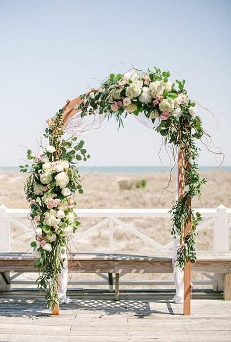 Wedding Ceremony Backdrop Ideas