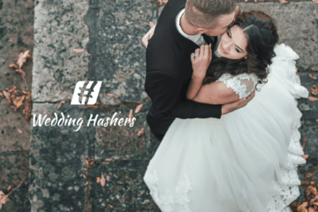 Wedding Sweepstakes and Contests - Free Customized Wedding Hashtags Giveaway