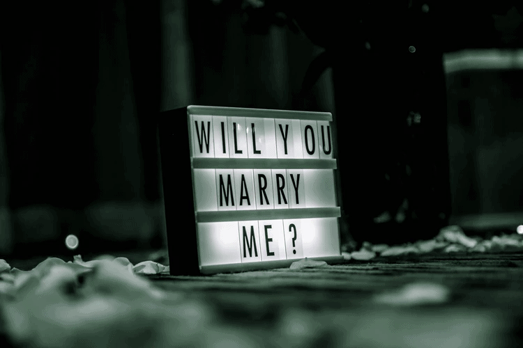 Marriage Proposal Tips